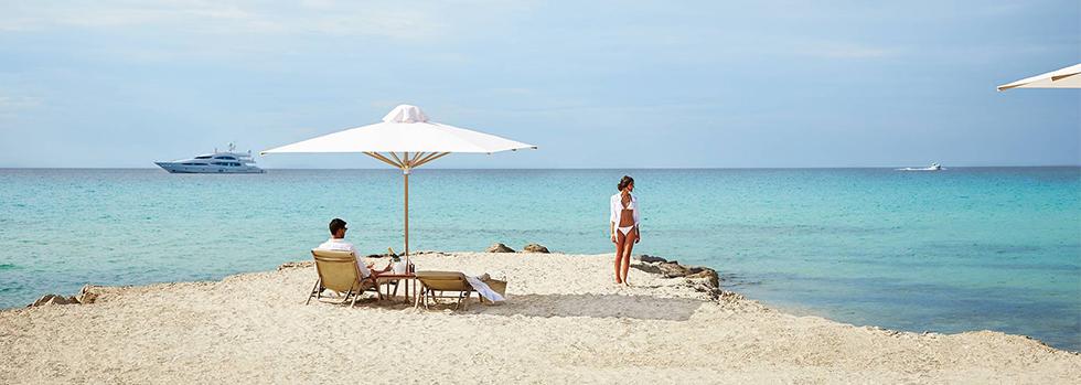 Hôtel de luxe en Halkidiki : Sani Dunes