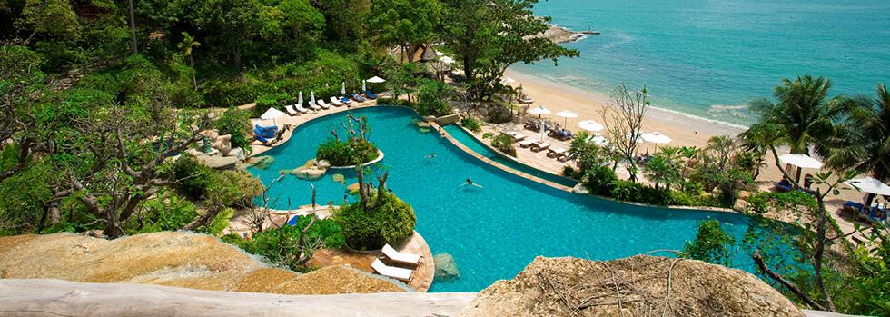 Séjour à l'hôtel Santhiya Koh Phangan Resort & Spa
