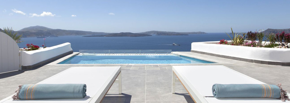 Le Santorini Secret Suites & Spa en Grèce