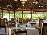 Mangez au restaurant Air du Coco Bodu