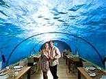 restaurant sous l'eau