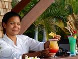 Cocktails exotiques à la Réunion