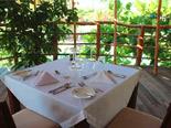 Hôterl White Sand Zanzibar - La terrasse du restaurant
