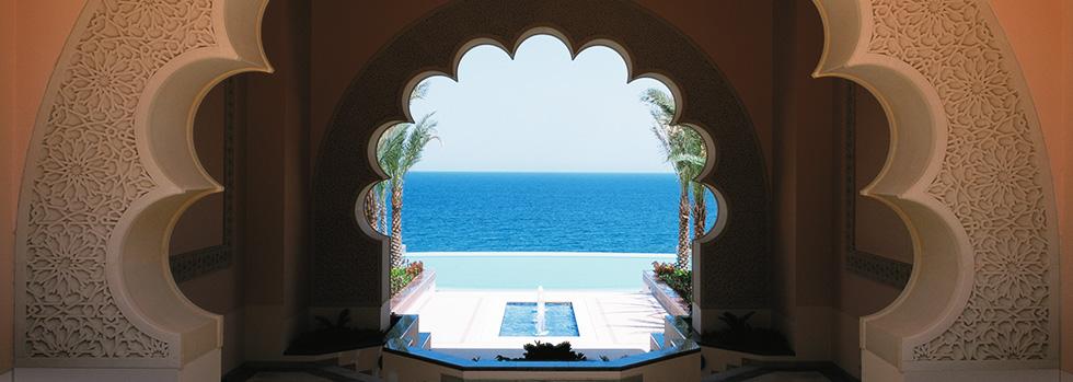 Séjour au Shangri-La Al Husn à Oman