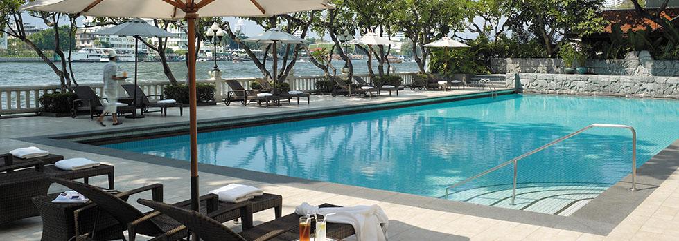 Séjour au Shangri-La à Bangkok