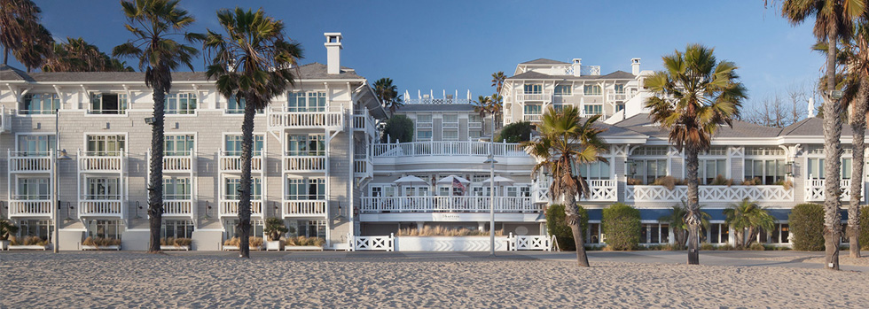 Hôtel à Los Angeles : Shutters On The Beach