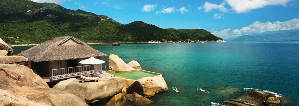 Six Senses Ninh Van Bay pour un séjour de rêve