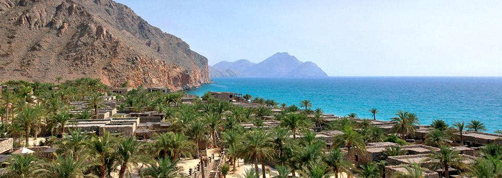 Séjour au Six Senses Zighy Bay au Sultanat d'Oman
