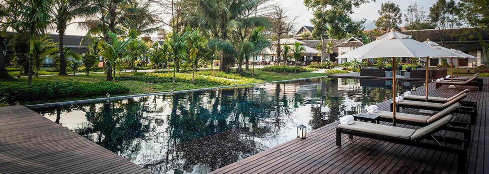 Séjour à l'Hôtel Sofitel Luang Prabang