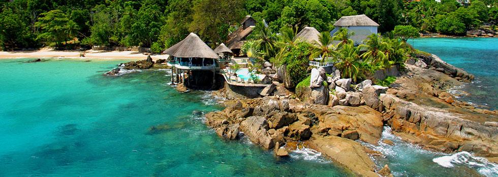 Hôtel aux Seychelles : Sunset Beach