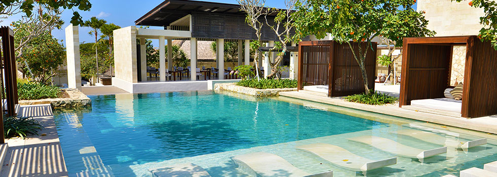 Séjour à Bali : découvrez l'hôtel The Balé à Nusa Dua