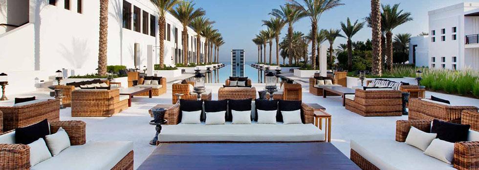Séjour au The Chedi Mascate à Oman