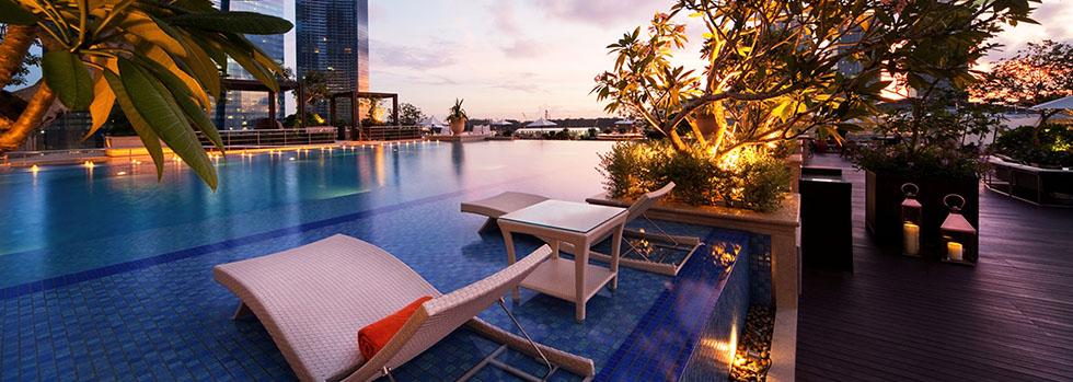 Hôtel The Fullerton Bay Hotel Singapore