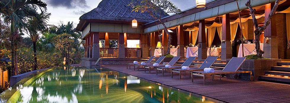 Hôtel The Kayana Bali : des villas privatives avec piscine
