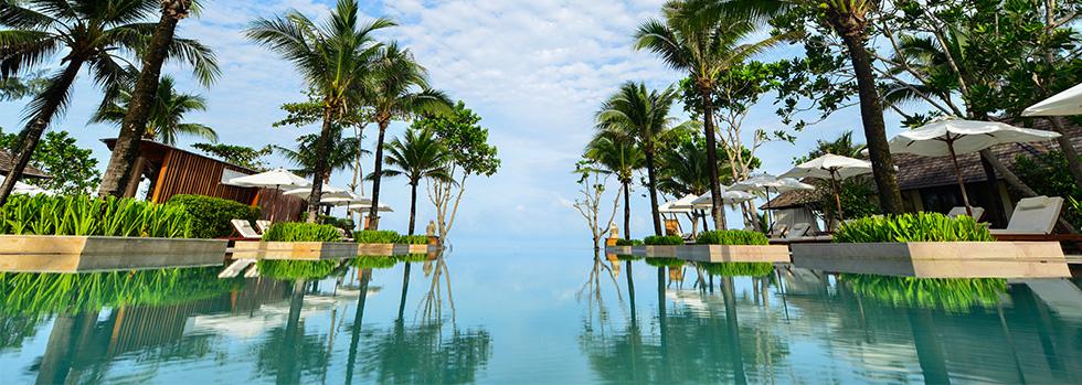 Hôtel de luxe à Koh Lanta : The Layana Resort and Spa