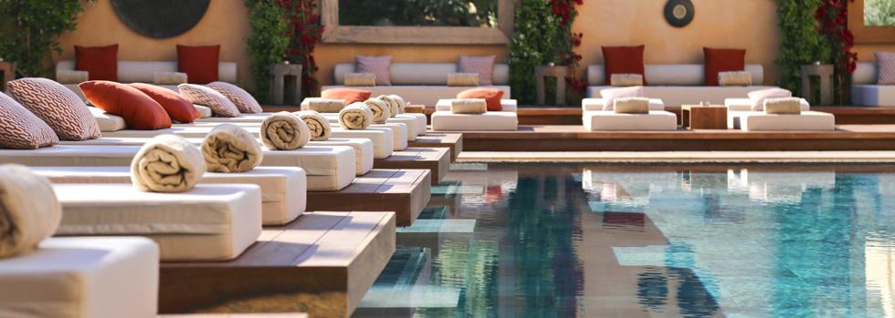 La piscine du Margi