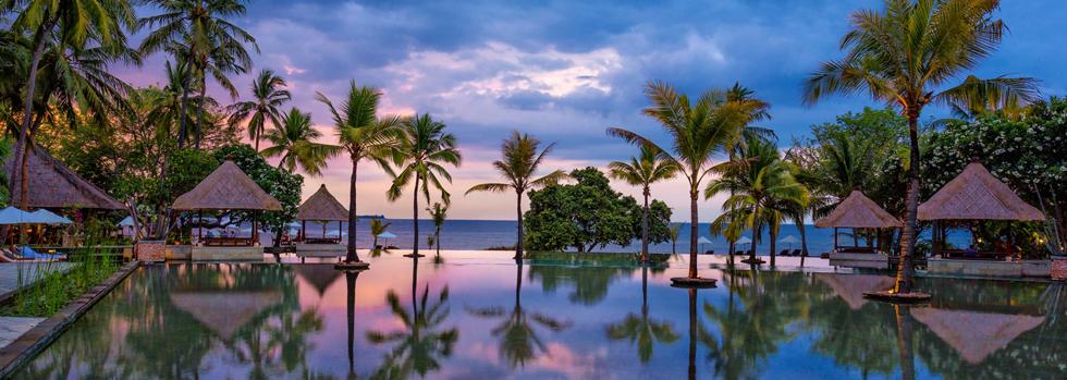Hôtel en Indonésie : The Oberoi Lombok