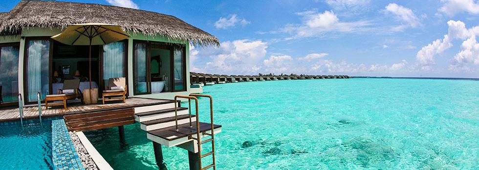 The Residence Maldives un hôtel d'exception dans l'Océan Indien
