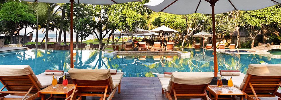 The Royal Beach Seminyak Bali, un hôtel correct pour des vacances en Indonésie