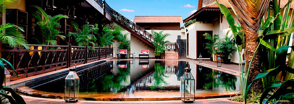 Séjour à Siem Reap : The Samar Villas & Spa Resort