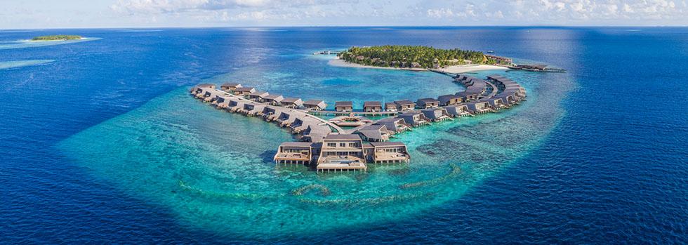 Séjournez au St. Regis Maldives Vommuli