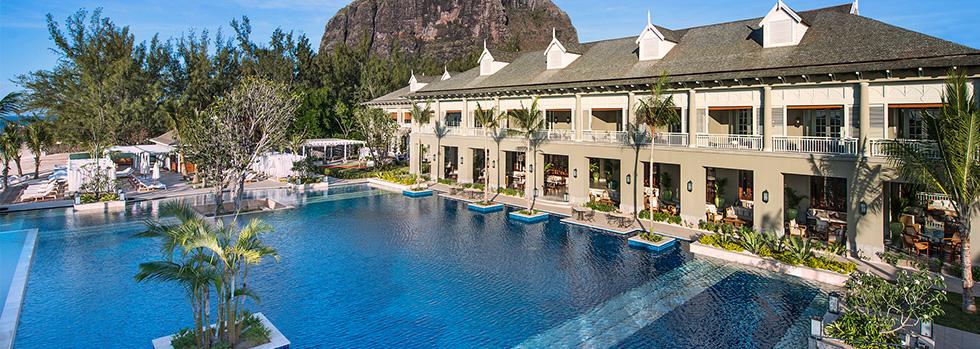 Voyage inoubliable au St. Regis Mauritius Resort