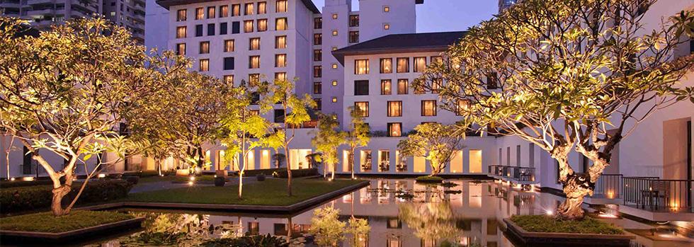 L'hôtel The Sukhothai Bangkok