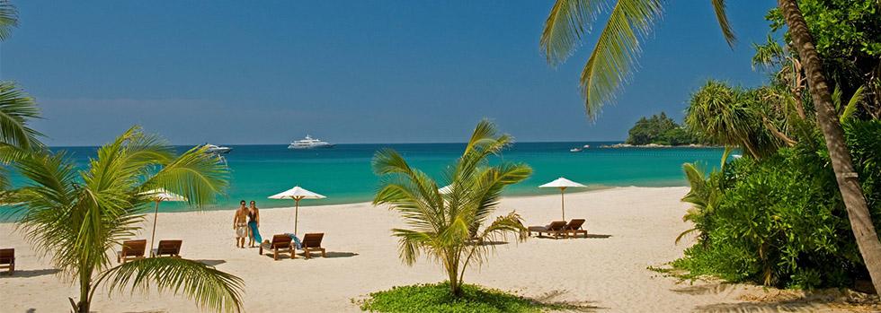 La plage du Surin