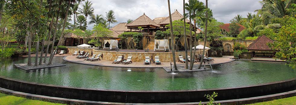 Séjour de luxe à Bali : découvrez l'hôtel The Ubud Village Resort & Spa