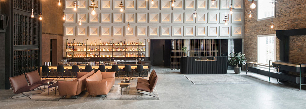 The Warehouse Hotel Singapour