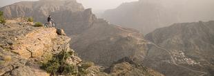Séjour dans la région du Djebel Akhdar