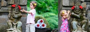 Bali, l'île des enfants rois