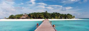 Un des meilleurs hôtels des Maldives, le Banyan Tree Vabbinfaru