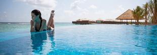 Hideaway Beach Resort & Spa un hôtel unique avec les spécialistes oovatu