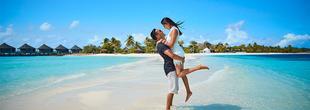 Kuredu Island Resort & Spa, un hôtel familial aux Maldives
