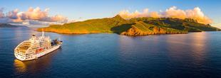 Croisière à bord de l'Aranui