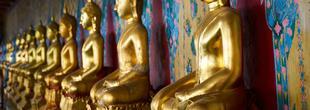 Statues Thaïlande