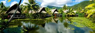 Maitai Lapita Village, une adresse de charme à Huahine