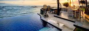 Hôtel de luxe à Tanah Lot : Pan Pacific Nirwana Bali