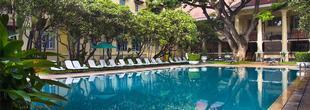 Raffles Hôtel Le Royal Phnom Penh : luxe et raffinement
