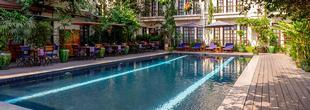 Savoy Hotel Yangon, une adresse élégante à Rangoon