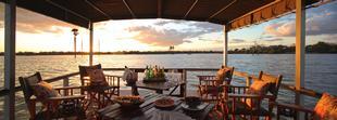 Safari en Tanzanie : découvrez la réserve de Selous depuis le lodge Siwandu,