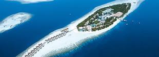 Voyage aux Maldives : Vilamendhoo Island Resort & Spa