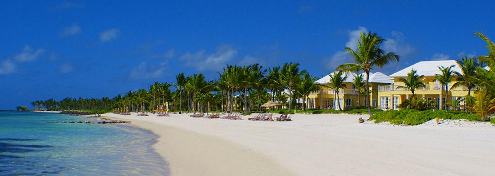 Séjour au Tortuga Bay hotel Puntacana Beach resort