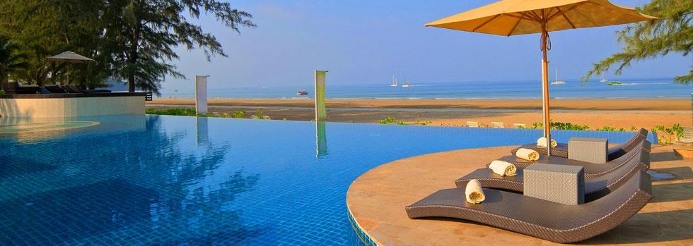 Hôtel de luxe à Koh Lanta : Twin Lotus Lanta