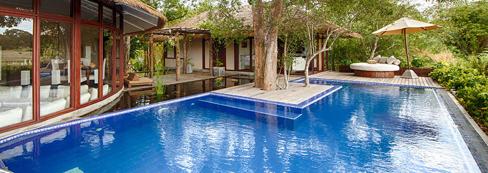 Hôtel au Sri Lanka : Ulagalla Resort