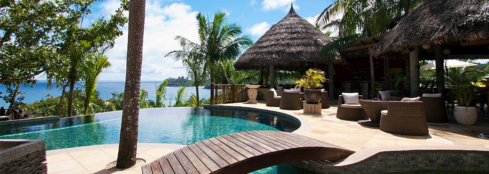 Hôtel aux Seychelles : Valmer Resort