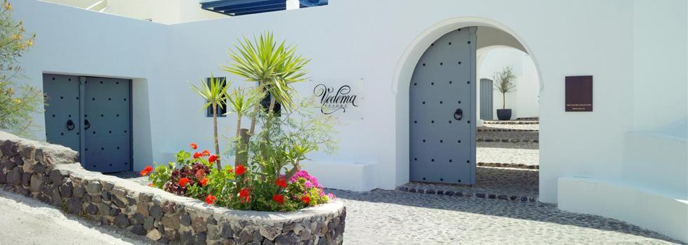 Vedema Resort, un hôtel de charme à Santorin