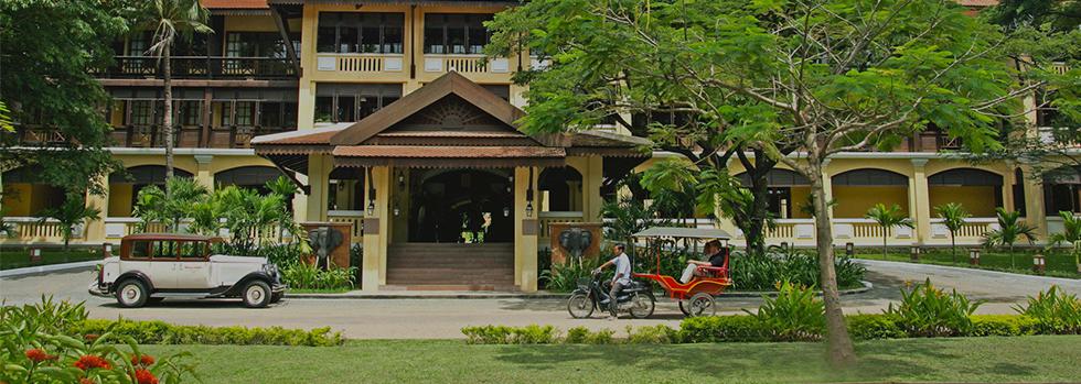 Séjour à Siem Reap : Victoria Angkor Resort & Spa