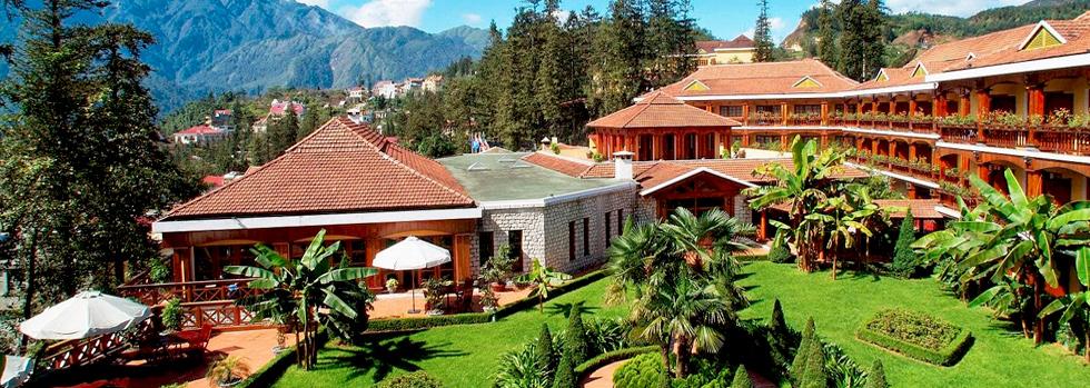 Hôtel au Vietnam : Victoria Sapa Resort & Spa